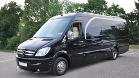 Airport City Transfers Poznan | Mercedes Sprinter