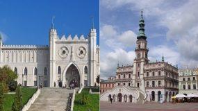 Lublin, Zamosc, Poland