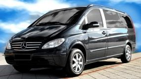 Airport City Transfers Lodz | Mercedes Minivan