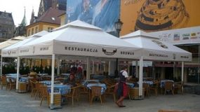 Bierhalle Restaurant, Wroclaw