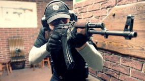 Shooting Range, Krakow