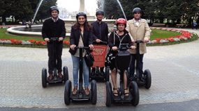 Segway City Tour, Warsaw