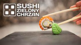 Zielony Chrzan Sushi Restaurant, Lodz