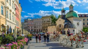 Top 10 Stag, Hen Group Weekend Activities in Krakow, Poland