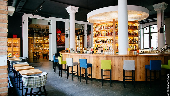 Coctail Bar Max Wroclaw, Poland