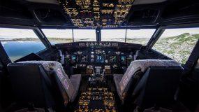 Flight simulator – Boeing 737, Warsaw