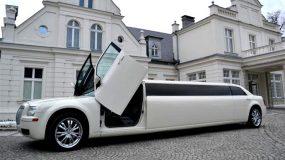 Limousine Service Krakow | Chrysler 300C