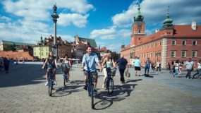 Bike City Tour, Warsaw