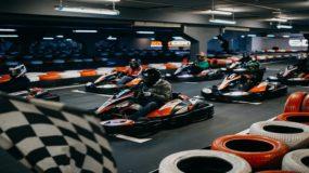 Go Karts | Indoor track | Gdansk