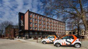 Smart Hotel, Gdansk